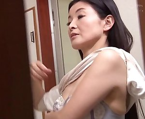 Japanese Mom Very first Time Inside
