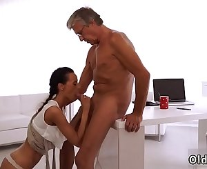 Chubby bear daddy and old woman nice ass first time Finally she's got
